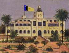 former German Governor's Palace in Togo